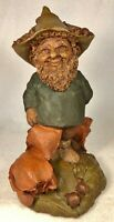 HANS-R 1981~Tom Clark Gnome~Cairn Item #139~Ed #47~Hand Signed~Story Included