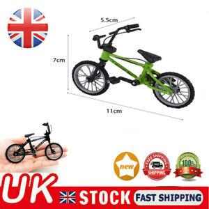 Tech Deck Finger Bike Bicycle Toys Boy Kid Children Wheel BMX Model Toy Gift