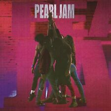 Pearl Jam TEN (889853768714) Debut LIMITED EDITION Epic/Sony Music NEW VINYL LP