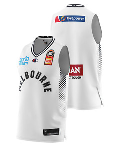 Melbourne United 20/21 Authentic Away Jersey, NBL Basketball