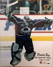 PATRICK ROY 448 Wins 8x10 PHOTO October 17,2000  COLORADO AVALANCHE