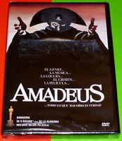AMADEUS Milos Forman - English Deutsch Español - DVD R2 - Precintada