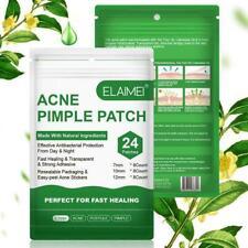 1x ELAIMEI 24pcs Acne Pimple Master Patch Face Spot Stickers Care Scar I1H5