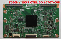 ORIGINAL T-con board T650HVN05.7 CTRL BD 65T07-C0D For 55'' TV