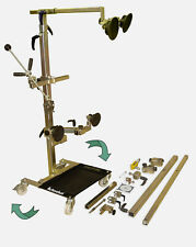 Clamp Puller Autorobot Double Gripper with Turnable Clamps