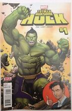 Marvel Comics Totally Awesome Incredible Hulk Comic Book #1