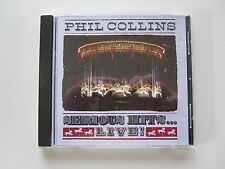 PHIL COLLINS - SERIOUS HITS...LIVE -  - CD
