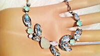 "*NEW* ~ SORRELLI ~ ""WASHED  PASTEL"" ~ CRYSTAL NECKLACE ~ BEAUTIFUL !!!!!!"