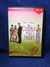 Be Careful With My Heart Vol.18 Richard Yap & Jodi Sta. Maria Filipino DVD