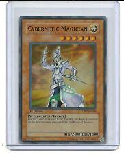 Cybernetic Magician--Yu-Gi-Oh--FREE SHIPPING