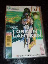 GREEN LANTERN Comic - No 1 - Date 12/1997 - Tangent Comic