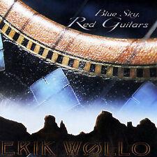 ERIK WOLLO - RED SKY, BLUE GUITARS (NEW CD)