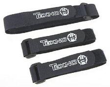 TEKNO Battery Straps (2 short 1 long)  TKR40007K