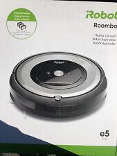 iRobot Roomba e5 (5134) Wi-Fi Connected Robot Vacuum