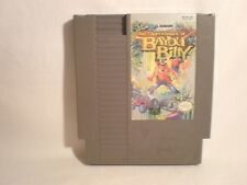 Adventures of Bayou Billy - game only - Nintendo!