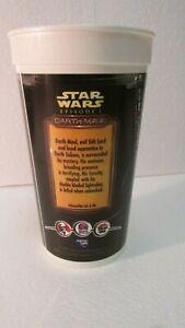 Star Wars Episode I City Of Otoh Gunga KFC Fast Food Cup 1999 Promo t3360