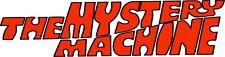 Scooby Doo Mystery Machine Decals Exterior Vinyl Car Camper Van Caravan Stickers