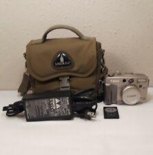 Canon Power Shot G2 4.0 Mega Pixels Digital Camera W/ Remote Charger Bag
