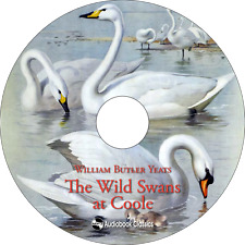 The Wild Swans at Coole - Unabridged MP3 CD Audiobook in paper sleeve