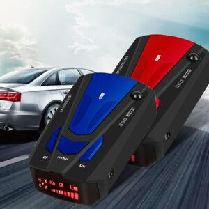 360 Degree Car 16 Band V7GPS Camera Laser Police Safe Radar Detector Voice Alert