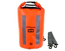 Overboard Pro-Vis Impermeabile Dry Tube Bag-Orange, 20 LITRI