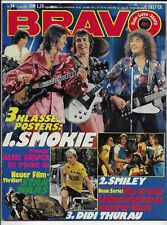 BRAVO Nr.34 vom 11.8.1977 mit Riesenposter Smokie, Smiley, Oliver Onions - TOP