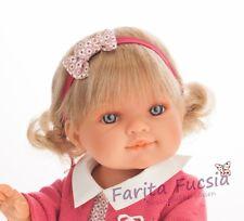 """Antonio Juan Puppe Spielpuppe """"Farita Fucsia"""" ,38cm"""