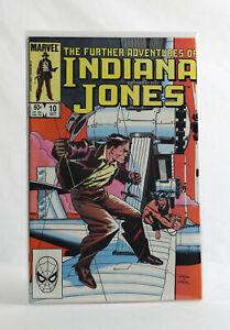 CHOOSE YOUR OWN LOT Vintage Indiana Jones 1983 Comic Series Marvel HIGH GRADE