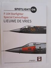 Book: F-104 Starfighter Special Camouflages (Spotlight ON)