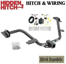 FITS 2013-2017 NISSAN NV200  CLASS 3 TRAILER HITCH & TOW WIRING   87662