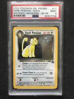 PSA 9 Mint - DARK PERSIAN HOLO - (60 HP) - Pokemon TCG: Black Star Promo #17