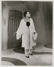Leslie Caron ~ ORIGINAL 1955 portrait... Daddy Long Legs... great costume!