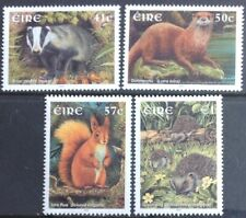 IRELAND 2002 IRISH MAMMALS SG1524/7 UNMOUNTED MINT