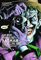Batman The Killing Joke, Deluxe Edition by Moore, Alan (Hardback book, 2008)