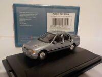 Ford Sierra Sapphire - Silver , Model Cars, Oxford Diecast 1/76