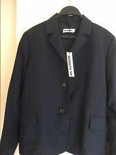 Jil Sander Ladies Blazer Jacket Navy Size 42
