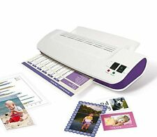 Hot and Cold Laminator Home Office Machine Equipment Laminating Roll Smooth Seal