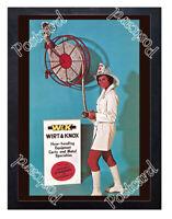Historic W&K Wirt & Knox,  Fire Equipment Advertising Postcard 2