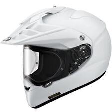 Shoei Hornet ADV - Gloss White Motorcycle Helmet XXL
