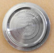 TUDOR MINISUB REF 9440 STAINLESS STEEL BACK COVER REPLACEMENT