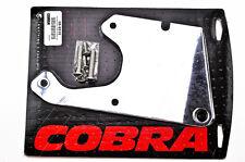 87-04 Suzuki VS1400GLP Intruder Cobra Chrome Battery Box Cover  05-9315