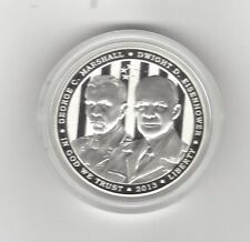 USA: Silber Dollar 2013, 5-Star-Generals, 5-Sterne Generäle, Proof, PP