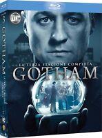 Gotham - Serie Tv - 3^ Stagione - Cofanetto  4 Blu Ray - Nuovo Sigillato