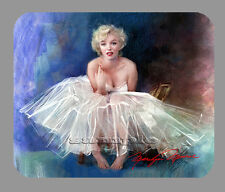 Item#535 Marilyn Monroe Dress Facsimile Autograph Mouse Pad