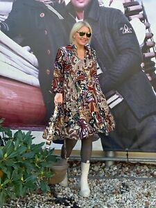 Mini-Kleid  Neue -Kollektion-Italy Mode!