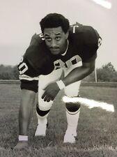 "8x10 Photo Joe ""Turkey"" Jones Cleveland Browns"