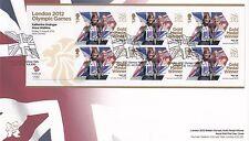 Londres 2012 jeux olympiques médaille d'or gagnant grainer & watkins aviron miniature s