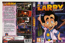 PC DVD MAC Leisure Suit Larry Reloaded  ITA NEW-NUOVO