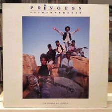 """[SOUL/FUNK]~NM 12""""~PRINCESS & STARBREEZE~It's Gonna Be Lonely (Prince)~Drought"""