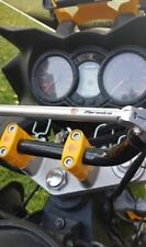 Suzuki V-strom 650 2004-2011 and 1000 2002-2009 crossbar brace clamp handlebar